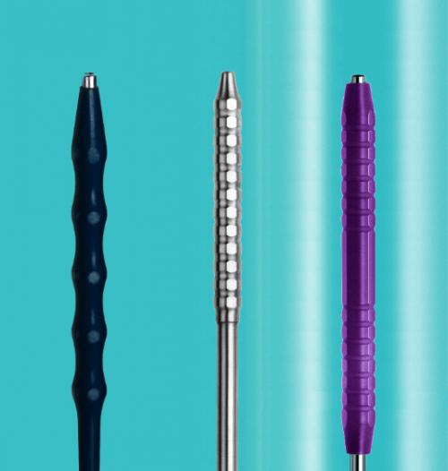 Manici per specchi, sonde e sonde parodontali