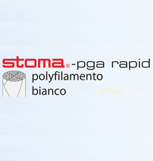 Suture Stoma® - pga rapid