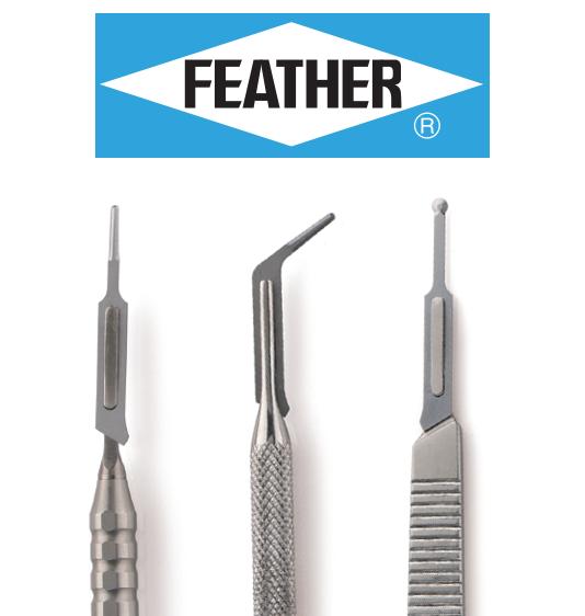 Micro Lame chirurgiche Feather