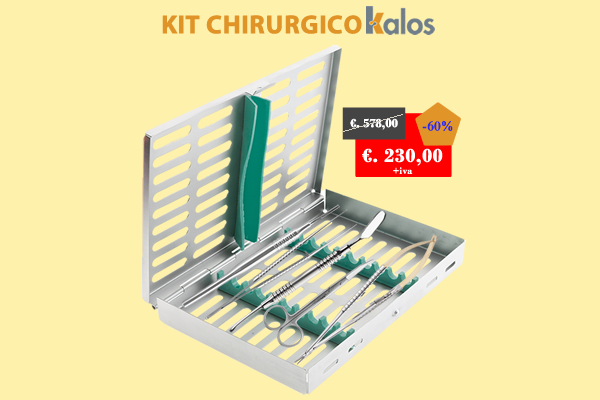Kit Chirurgico Kalos